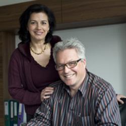 Silvia und Alfred Gfrerer